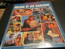 """RARE! LIVRE """"La saga HELENE ET LES GARCONS"""" Editions Montjoie"""
