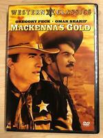 Mackennas Gold (DVD, 1969) - H0214
