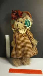 Bearington Collection Missy Bear Ltd Series Mint All Tags 1515 10""