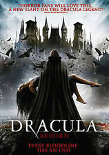 Dracula Reborn (DVD, 2016) SKU 651
