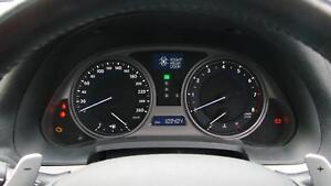 LEXUS IS250 INSTRUMENT CLUSTER 2.5LTR PETROL AUTO, GSE20R, 11/05-09/10