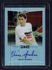 Vince Spadea signed autograph auto 2016 Leaf Metal Tennis Trading Card