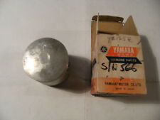 GENUINE YAMAHA PARTS YZ125E 1978 0.50 SECOND OVER SIZE PISTON 2K6-11636-00