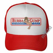 Curved Bill Bubba Gump Shrimp CO Hat Cap Forrest Gump Costume Baseball Awesome