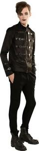 Romeo's Distress Bloodline Gothic Vampire Fancy Dress Up Halloween Adult Costume