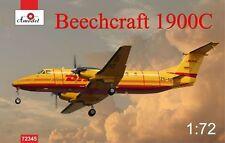 "AMODEL 72345 1/72 Beechcraft 1900C ""DHL"""