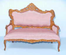 HANSSON LOVE SEAT MINIATURE DOLL HOUSE FURNITURE MINIATURES