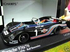 Porsche 936/76 Nurburgring stommelen Martini 1976 #1 Black Minichamps pma 1:43