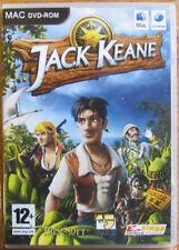 Jack Keane por Runesoft para Mac Acción Aventura Juego Nuevo y Sellado