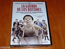 LA GUERRA DE LOS BOTONES / LA GUERRE DES BOUTONS - Precintada