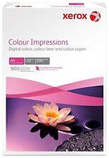 Xerox Colour Impressions 120 g/m2 A4 blanco papel de impresión de papel de inyección de tinta (Whi..