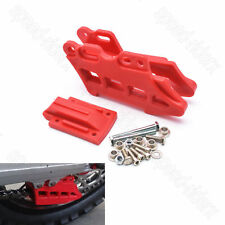 Red Rear Chain Guide Guard for CRF250L/M 2012-2017 XR250/Baja/Motard 1995-2007