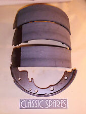 BEDFORD CF2 340 AND 350 1984 - 1987 SET OF REAR BRAKE SHOES - 70MM WIDE  (JN134)