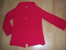 "Gilet rouge fille 6 ANS ""Pick Ouic"""