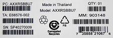 Intel AXXRSBBU7 RAID Smart Battery New Box Packaging!