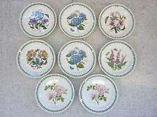 More details for portmeirion botanic garden/roses 8 dinner plates 10½