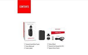 Digiflavor uBox 1700mAh Nano Box E-Zigarette Akkuträger Akku