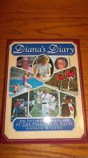 Diana's Diary by Andrew Morton [160918-004] An Intimate Portrait Of the Princess