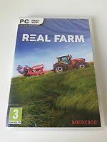 Real Farm PC-DVD Farming Simulation New Sealed