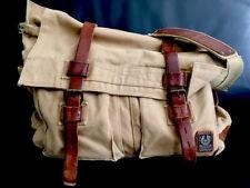 Belstaff Original 554 Colonial Shoulder Bag Messenger Bag Rare Pre-owned