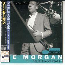 """Lee Morgan """"the Blue noteyears"""" le Japon cardsleeve cd 1999 note bleue Nouveau/OVP"""