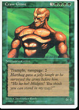 MAGIC THE GATHERING CHRONICLES GREEN CRAW GIANT