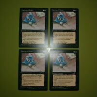 Casting of Bones x4 Alliances 4x Playset Magic the Gathering MTG