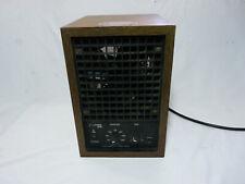 Living Air Xl15C Air Purifier Brown For Parts No Power