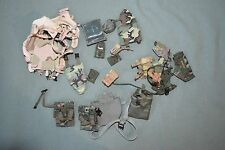 "1:6 US Army Equipment Gear Bags Pouches (LOT) for 12"" Action Figures C-146"