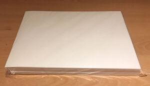 50 PREMIUM A4 sheets white sweetvanilla flavour edible wafer / rice paper CARD