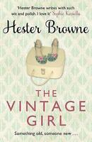 The Vintage Girl, Browne, Hester , Good, FAST Delivery