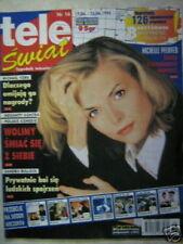 TELE SWIAT 16 (17/4/98) MICHELLE PFEIFFER+