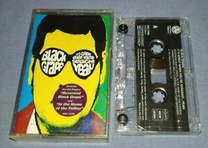 BLACK GRAPE IT'S GREAT WHEN YOU'RE STRAIGHT...YEAH cassette tape album A1519