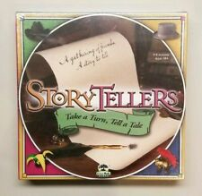 StoryTellers Live Oak Games Family Board Game - Brand New, Sealed and Unopened