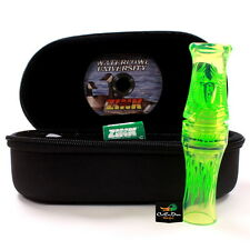 New Zink Calls Cod Call Of Death Interference Green Acrylic Canada Goose Call