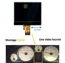 Ecran LCD tableau de bord OBD PEUGEOT 407 Neuf Garanti 5 ans + Notice