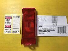 Master Lock 496b Togglerocker Wall Swith Lockout Device Nip Oshaansi Approved
