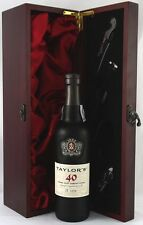 1979 Taylor Fladgate 40 year old Tawny Port (37.5cls)