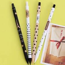 Lot 4Pcs 0.5mm Cute Kawaii Mechanical Pencil Automatic Pen For Kid School Supply