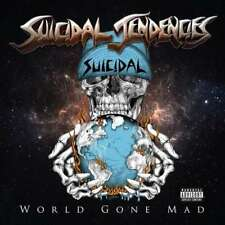Suicidal Tendencies - World Gone Mad NEW LP