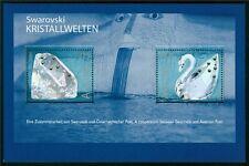 Österreich 2004 Block 25 Swarowski Kristallwelten postfrisch