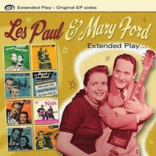 Les Paul And Mary Ford - Extended Play (NEW CD)
