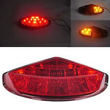 Red Lens LED Tail+Signal Light Fit DUCATI Monster 696 795 796 1100 S EVO Diesel