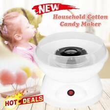 Electric Candy Floss Maker Cotton Sugar Machine Home Kid Party Gift