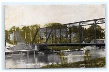 Elk Bridge Elkton Maryland MD UDB Postcard Herbener C9