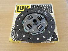 Disco frizione Audi 80/90- Vw Passat  Luk 320002117