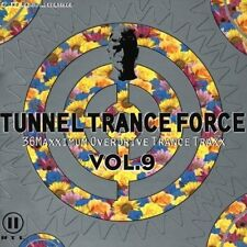 Tunnel Trance Force 09 (1999) 666, Dr. Ouzo, Paffendorf, Taucher, Dj Cr.. [2 CD]
