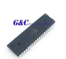 2Pcs Atmega32A-Pu Mcu Avr 32K Flash 16Mhz 40-Pdip Atmel New Good Quality