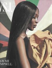 Wall Street Journal Magazine Naomi Campbell Demi Moore Bob Iger Fashion 2019