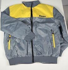 Nikon Photo Vest Official Jacket Outdoor Size XL L  D5500 D4S D750 Body NEW Kit